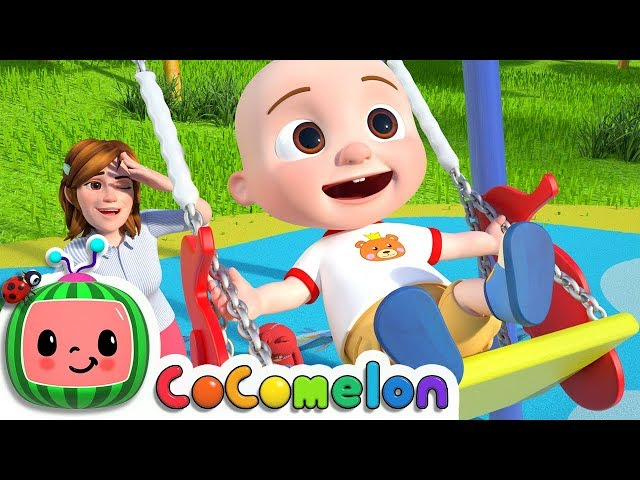 Yes Yes Playground Song | CoCoMelon Nursery Rhymes