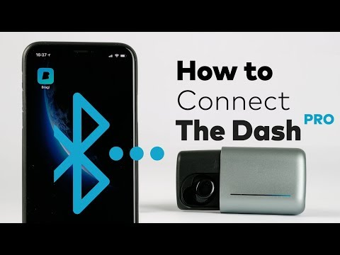 How To: Connect The Dash Pro