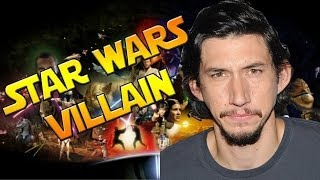 STAR WARS EPISODE VII Finds Its Villain