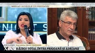 """Razboi total intre Bahmu si Prigoana! """"E o nenorocita!"""""""