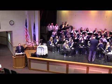 Veteran's Day Concert Carmichaels Area High School 2018