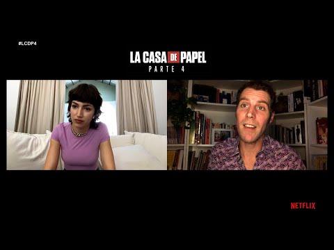 """Poga cree que personajes de 'La Casa de Papel' serán """"vulnerables"""""""