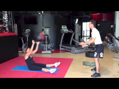 Functional Circuit Training for Women