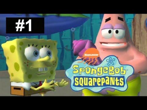 Let's Play: Spongebob Battle for Bikini Bottom - GARY DID YOU DO THIS!?!?! (Ep.1)