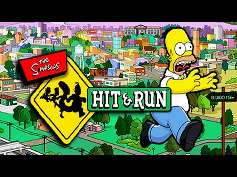 Download Les Simpsons : Hit & Run I FULL MOVIE Film Complet Francais