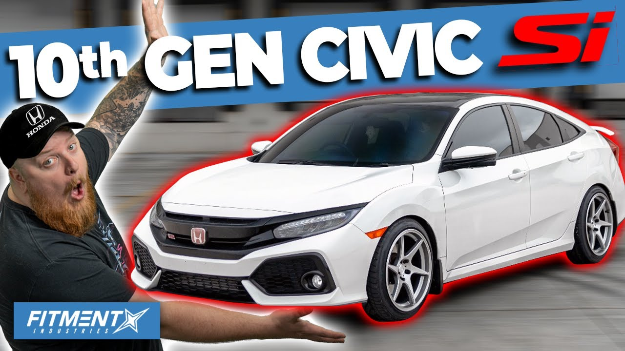 The ULTIMATE Honda Civic SI Buyers Guide! (10th gen)