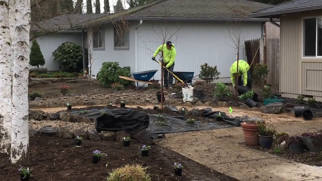 Landscaping Contractor In Medford Oregon, Hill Top Landscaping - Landscaping Contractor In Medford Oregon, Hill Top Landscaping - YouTube