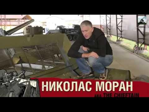 Внутри танка  Т-34-85