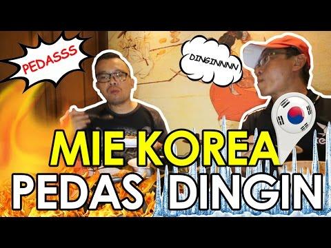 Mukbang | Dasyatnya Mie Dingin dan Mie Pedas Korea di Han Gang Garden Korean Restaurant