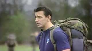 Parachute Regiment - World Boxing Champion attempts P Company (P COY)