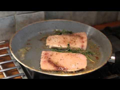 Как приготовить рыбу-меч