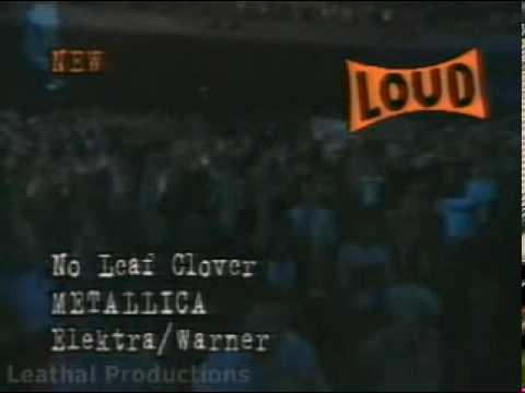 METALLICA - No Leaf Clover (Live With the SFSO) Lyrics