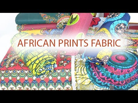 NEW | African Prints Fabric