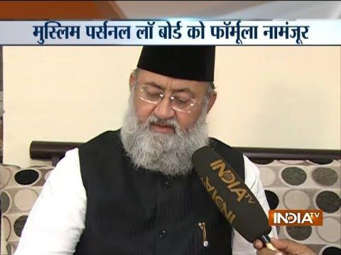Ayodhya dispute: I will not change my stand on Ram Mandir issue, says Salman Nadvi