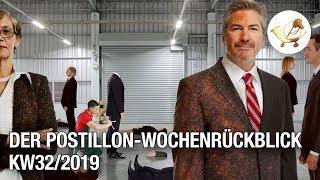 Der Postillon Wochenrückblick (5. – 10. August 2019)