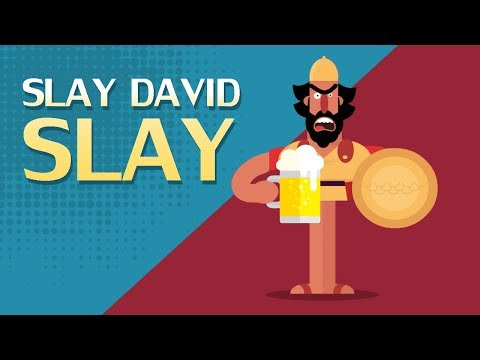 The David And Goliath Story | Hebrew School Happy Hour