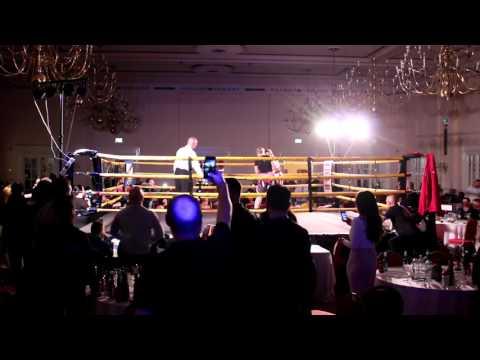 JDC BOXING - Naomi Thompson vs Jacqueline Martindale