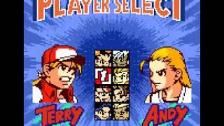 Neo Geo Pocket Color Longplay [07] Fatal Fury F-Contact Pocket Fighting Series