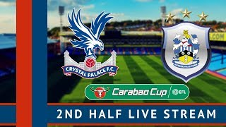 Crystal Palace vs Huddersfield Town | Live Stream | 2nd  Half