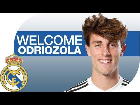 Álvaro Odriozola | NEW REAL MADRID PLAYER