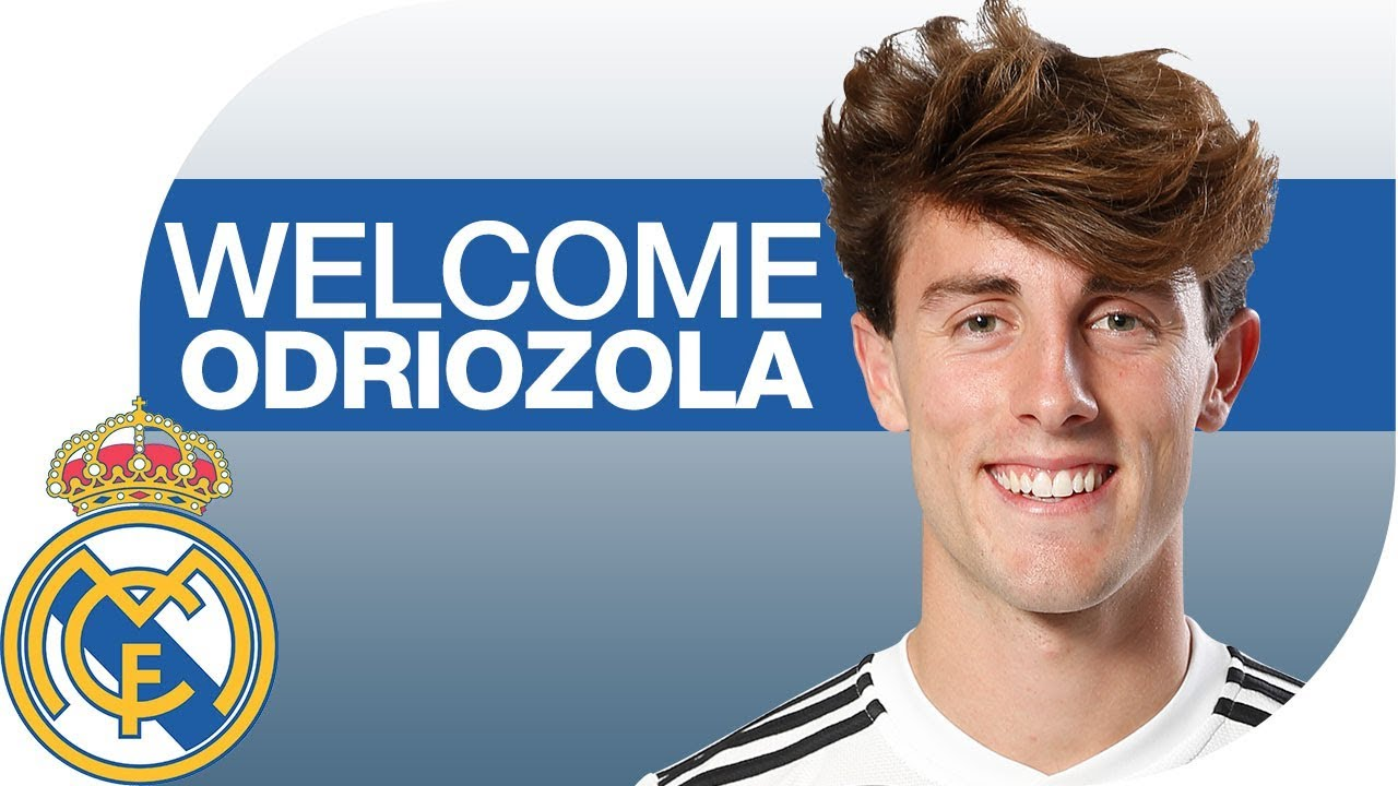 Álvaro Odriozola | NEW REAL MADRID PLAYER Video