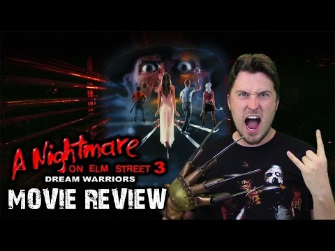 A Nightmare on Elm Street 3: Dream Warriors - Movie Review
