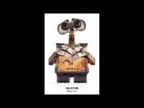 Peter Gabriel - Down To Earth (W/ LYRICS) Wall-E Soundtrack