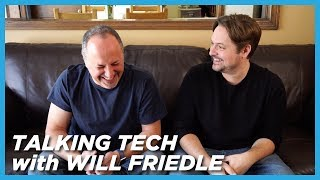 Talking Tech with Will Friedle