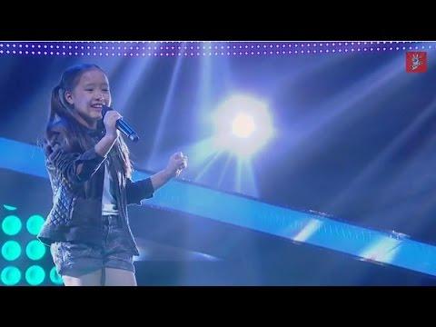 The Voice Kids Thailand - พิซซ่า - เล่นของสูง - 15 Feb 2015