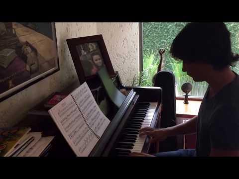 Juan Pablo - Mozart - SONATE Komponiert in  Wien 1788