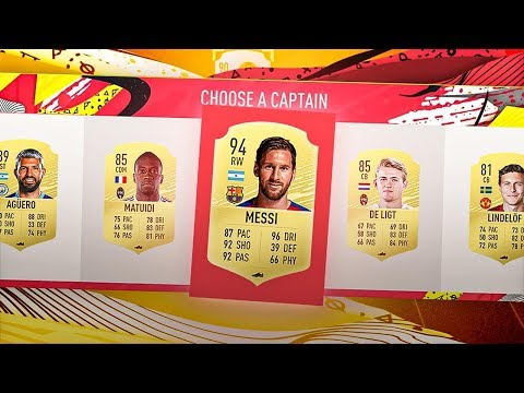 HUGE WALKOUT PACKED! MY FIRST FIFA 20 FUT DRAFT! FIFA 20 Ultimate Team - 동영상