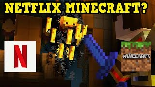 Minecraft Is Coming To NETFLIX? & It's FREE