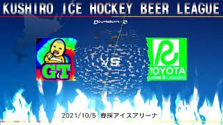 Week10 10/4.5 ハイライト (2021-10-20)
