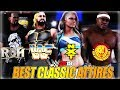 WWE 2K19 TOP 10 BEST CLASSIC ATTIRES (ROH, NJPW, WWF, TNA, NXT) - COMMUNITY CREATIONS SHOWCASE #2