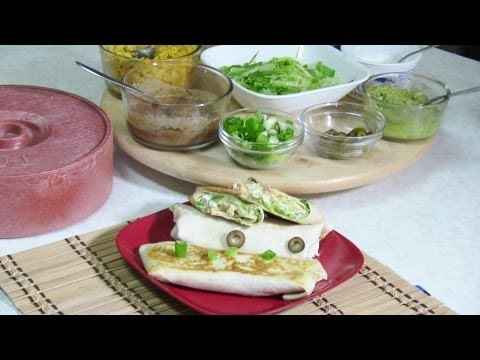 7 Layer Mexican Burrito Recipe