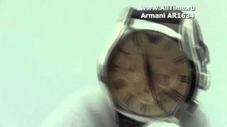 мужские наручные fashion часы armani ar1634
