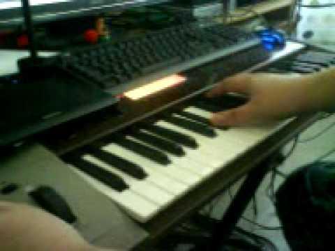 Shakuhachi (尺八) example -- Play on Yamaha VL1 (Thomas Tsai蔡真勝)