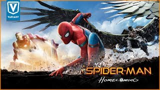 Spider-Man Homecoming Movie Review!