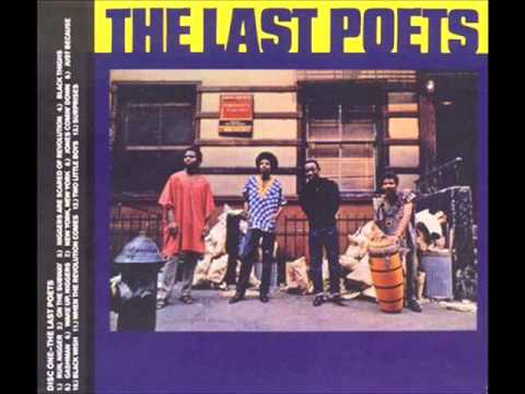 The Last Poets full album