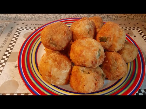 HOW TO MAKE THE BEST GHANA YAM BALLS