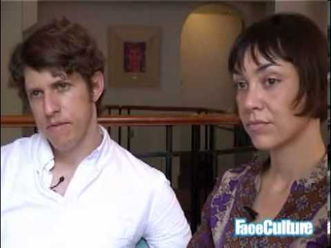 The Bird and The Bee 2007 interview - Greg Kurstin and Inara George (part 5)