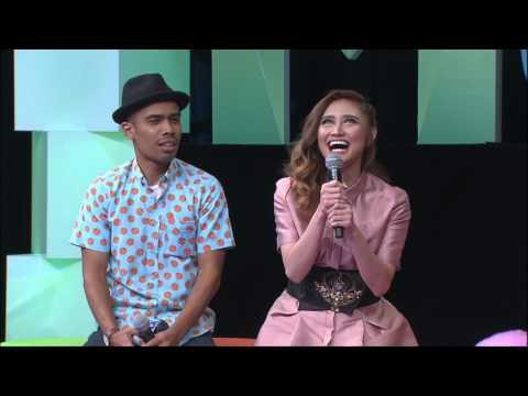 MeleTOP - Ayda & Waris Seronok Cakap Nogori! Ep173 [23.2.2016]