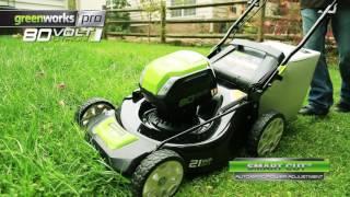 Greenworks электрическая и аккумуляторная садовая техника