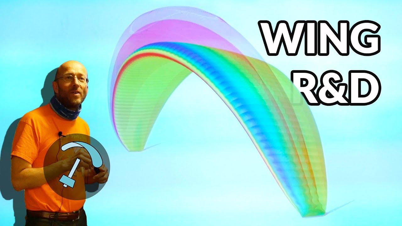 Paraglider Design Secrets with Hannes Papesh - BANDARRA