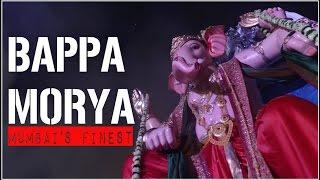 Download Hindi Video Songs - Bappa Morya (VakolaChaRaja) - Official Video - Mumbai's Finest