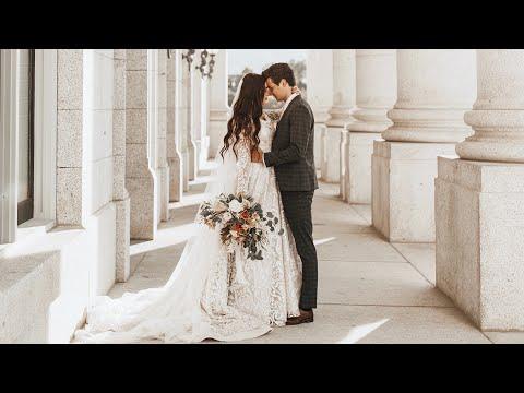 OUR WEDDING VIDEO | JUSTKASS