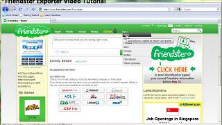 Friendster Exporter [Faster Download]