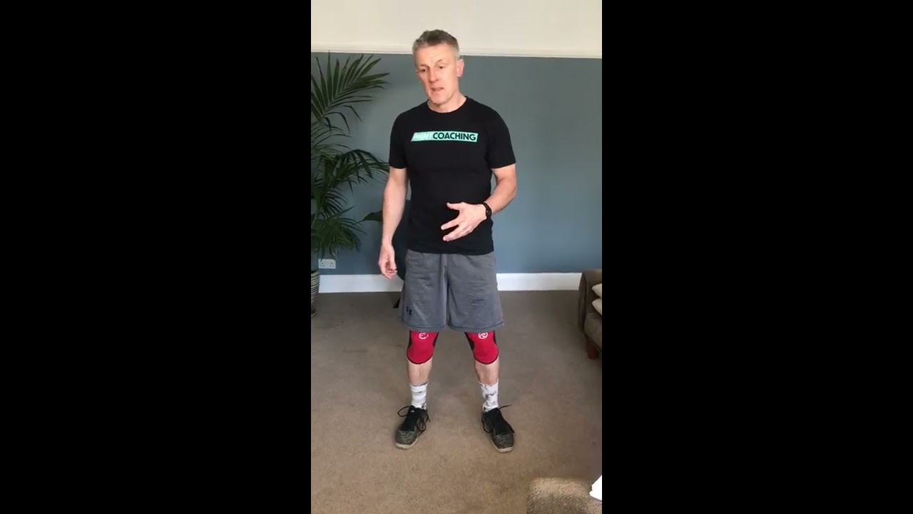THE SINGLE LEG PISTOL SQUAT CHALLENGE