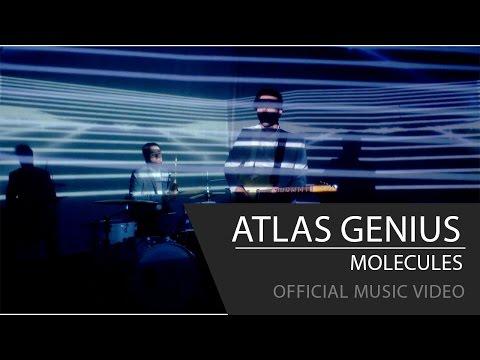 Atlas Genius - Molecules [Official Music Video]