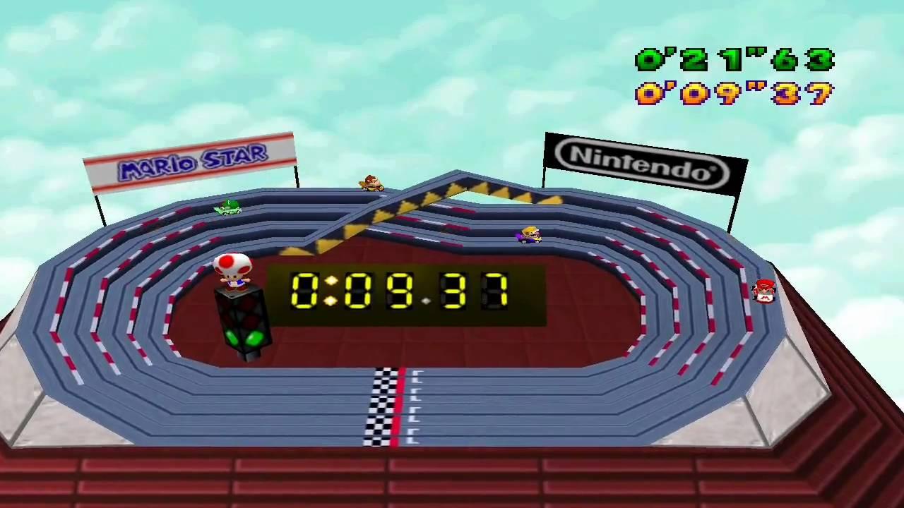 Game slot car racing